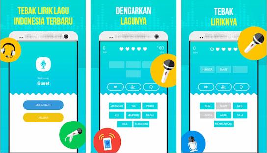 Kuis Tebak Lagu Terbaru Indonesia