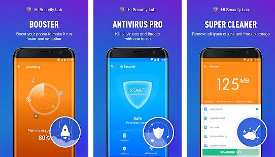 Virus Cleaner (Hi Security)