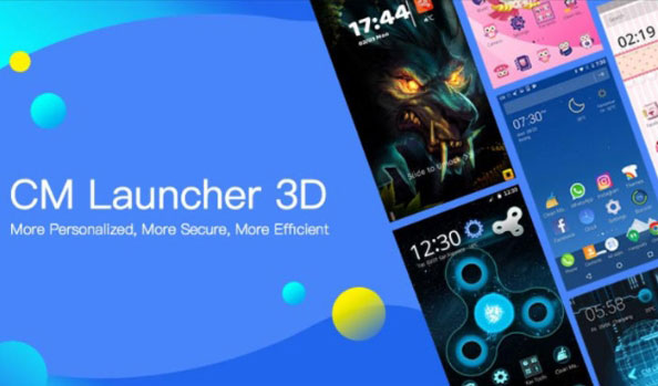 CM Launcher 3D 5.0