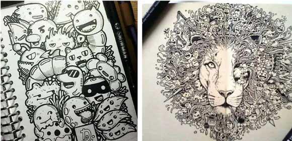 Doodle Art Desain