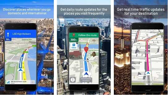 GPS, Peta, Navigasi & Petunjuk