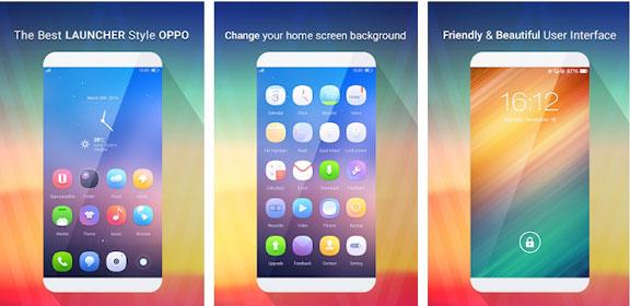 Launcher for Oppo