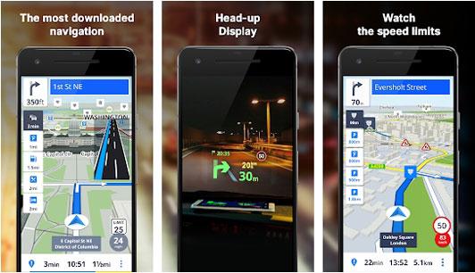 Navigasi GPS & Offline Peta Sygic