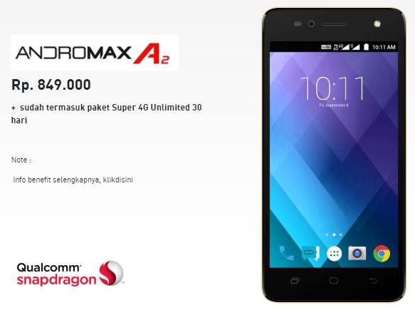 Smartfren Andromax A2