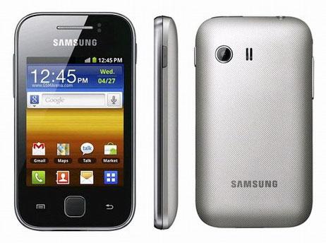 Samsung Galaxy Y CDMA i509