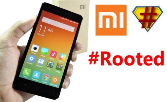 Xiaomi Redmi 2 Root Files