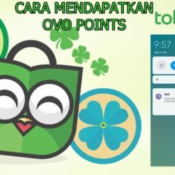 Cara Mendapatkan OVO Points dari Tokopedia