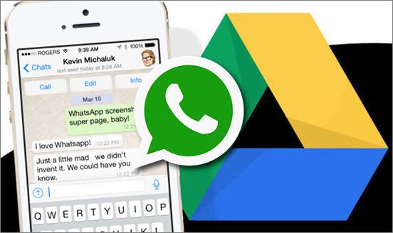Cara Backup Chat WhatsApp Agar Tidak Hilang ke Google Drive