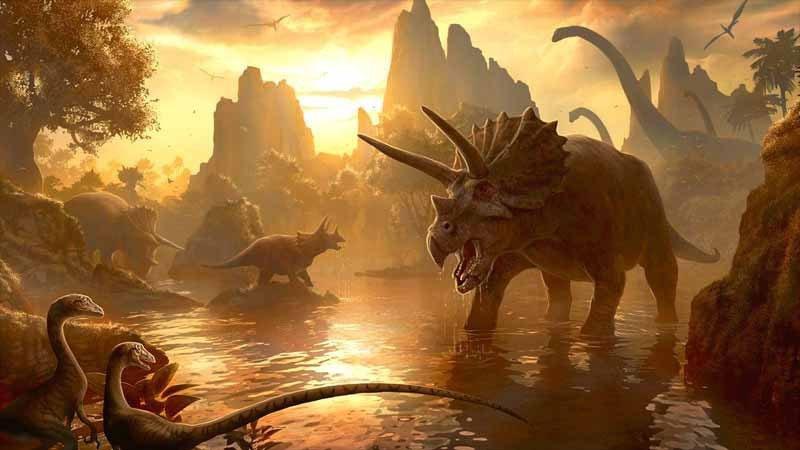 Ciri-Ciri Zaman Mesozoikum