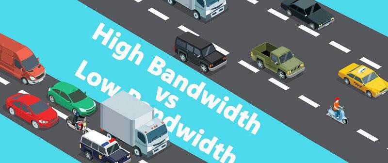 Gambaran Bandwidth