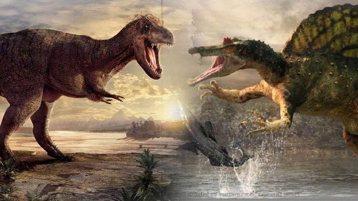 Pembagian Zaman Mesozoikum
