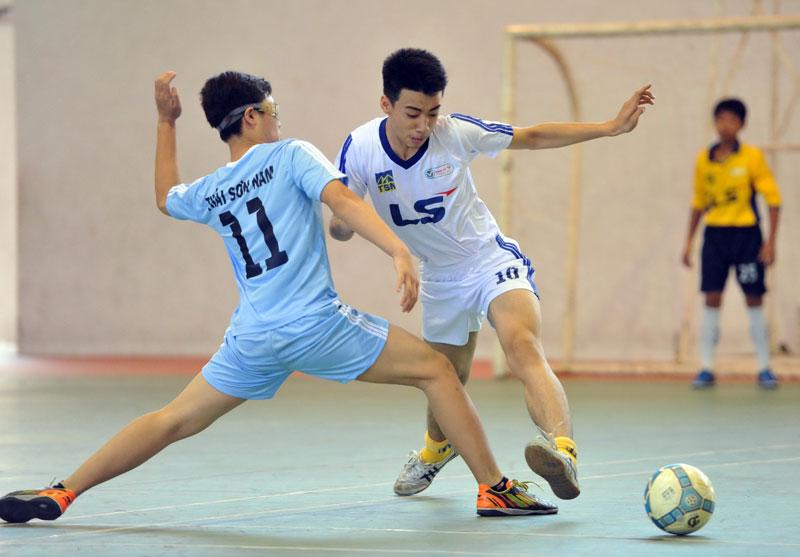 Teknik Dasar Permainan Bola Futsal
