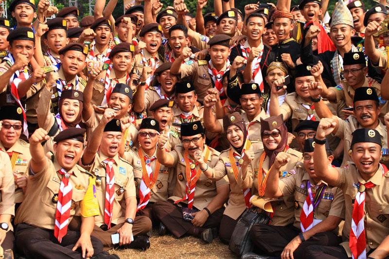 Sejarah Pramuka Indonesia dan Dunia