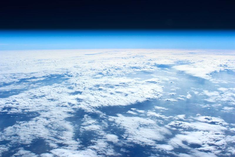 Kandungan Gas pada Atmosfer