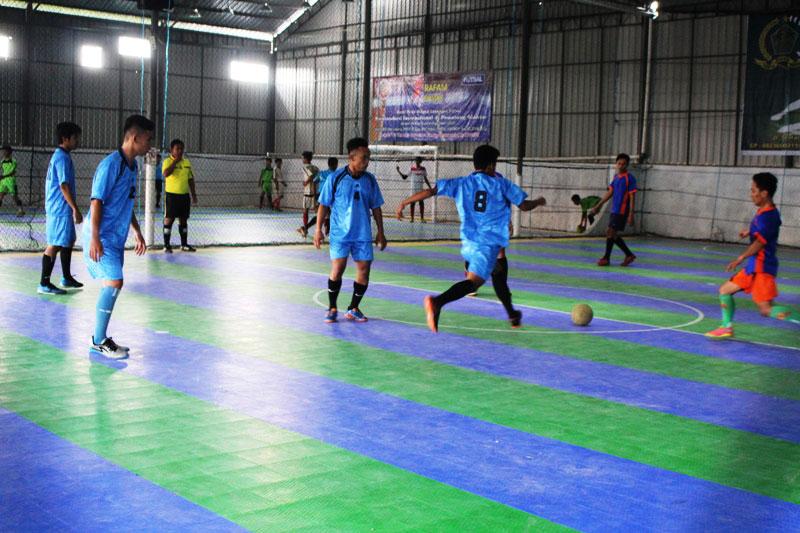 Lapangan Futsal Karpet Plastik