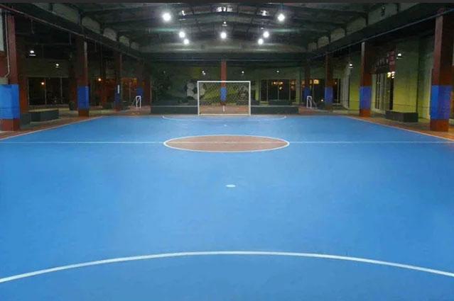 Lapangan Futsal Taraflex