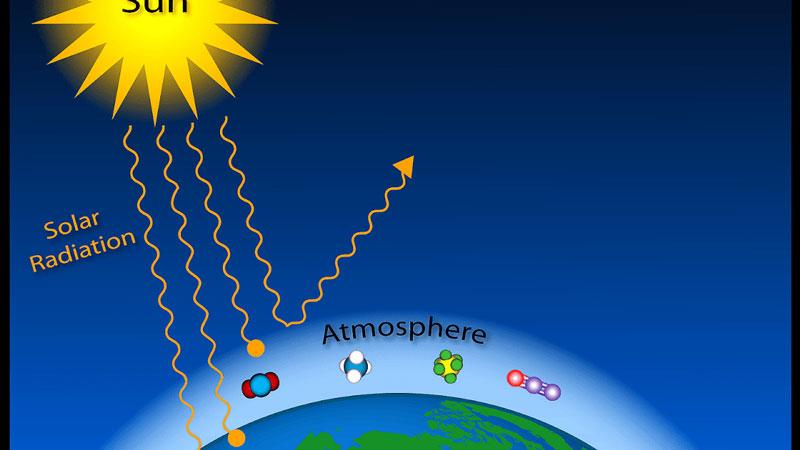 Pengendali Cahaya yang Masuk ke Bumi