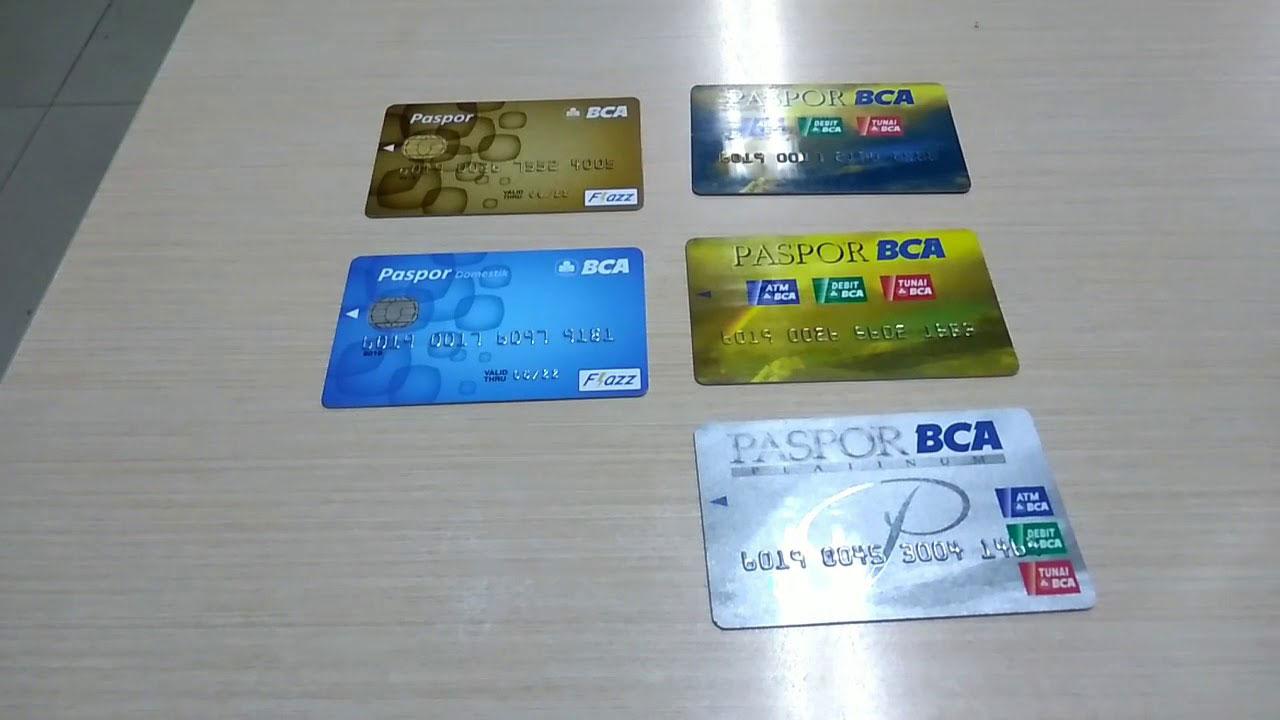 Macam Macam Rekening Bca - Asia