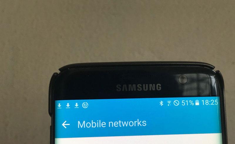 Cara Mengatasi Sinyal Hilang Pada HP Samsung