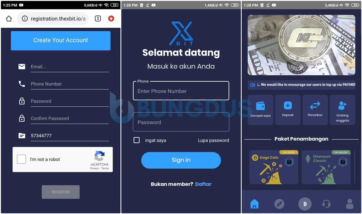 Aplikasi Xbit Apk Penghasil Uang Asli Atau Penipuan