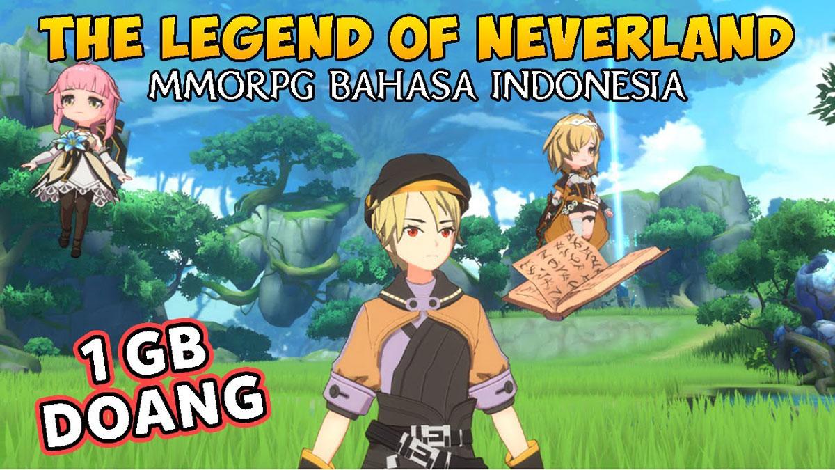 EventTop Up The Legend of Neverland    Flashtik